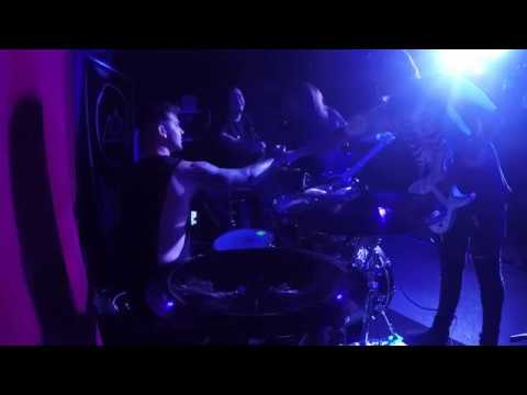 A Trigger Within - Graves (Live @ The Slidebar - drum cam)