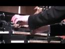 682 J. S. Bach - Chorale prelude Vater unser im Himmelreich , BWV 682 a 2 Clav. e Pedale - Daniel Bruun