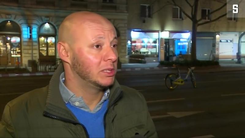 Wien Vier Schwerverletzte nach Messerattacken