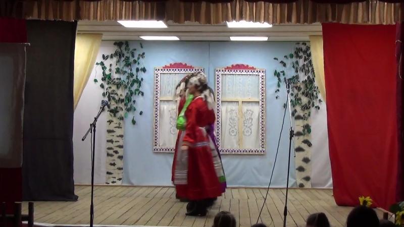 Район_танцует ТК Тыпыртон танец «Чабе эшъёсы»