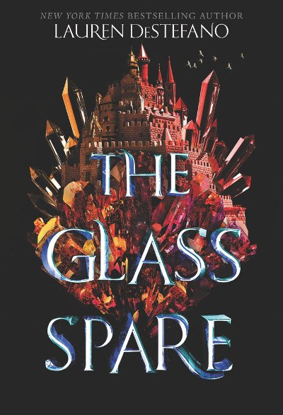 The Glass Spare (The Glass Spare #1)