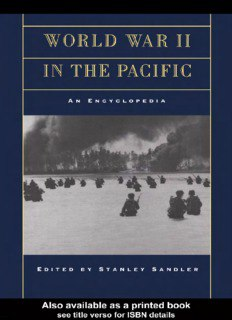 World War II in the Pacific - Encyclopedia