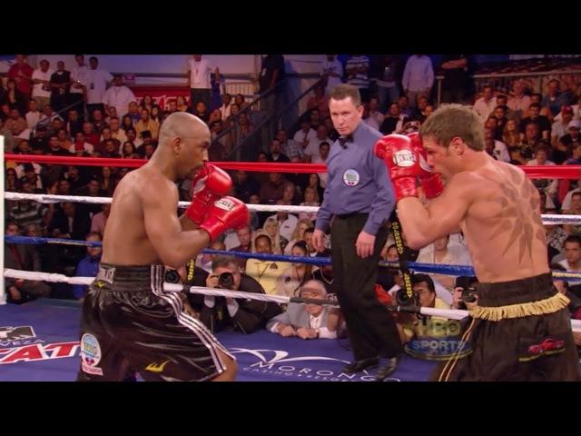 Бокс. Хоэль Касамайор vs. Майкл Катсидис (22.03.2008) 720p (Вл. Гендлин ст.)
