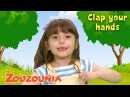 If You re Happy 😀 and You Know It Clap Your Hands ZouzouniaTV Nursery Rhymes Kids Songs