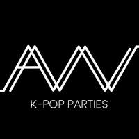 Логотип ASIAN NIGHTS - K-Pop Parties
