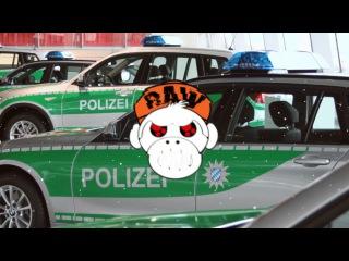 Pyrut - Ein,Zwei,Polizei (FRENCHCORE) [MONKEY TEMPO]