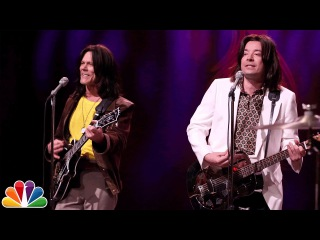 Jimmy Fallon & Kevin Bacon: First Drafts of Rock: Lola by The Kinks