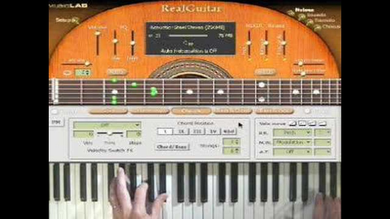 MusicLab RealGuitar 2L Review