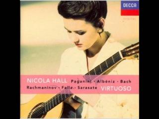 Nicola Hall-Chaconne from Partita BWV 1004