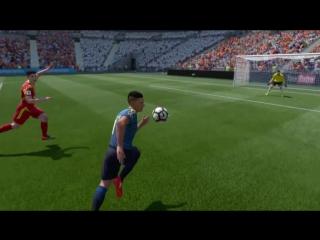 Fifa 17. Самый пластичный человек на земле