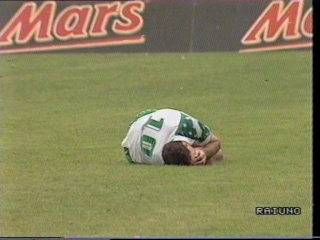 22 11 1989 Napoli v Weder Bremen
