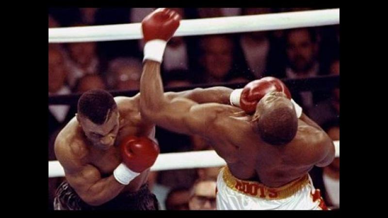Бокс. Майк Тайсон - Донован Раддок (1-й бой) Mike Tyson -Donovan Ruddock ,jrc. vfqr nfqcjy - ljyjdfy hflljr (1-q ,jq) mike tyson
