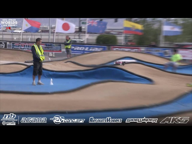 2016 IFMAR Worlds Timed Practice Ryan Lutz