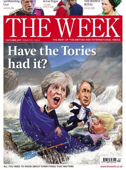The Week UK Issue 1145 7 October 2017