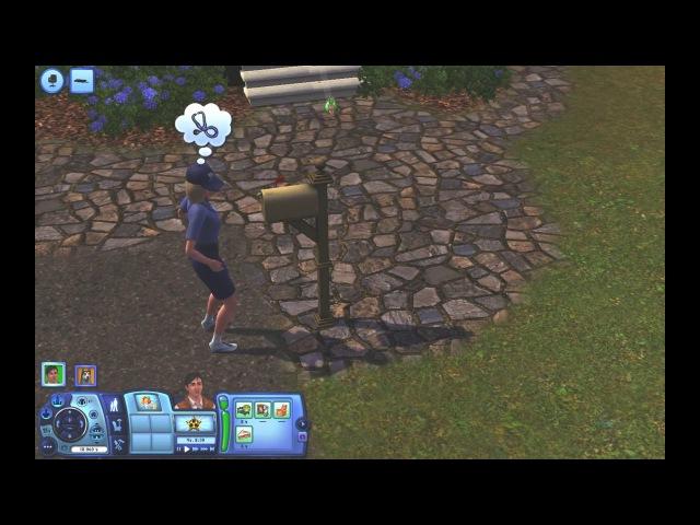 The Sims 3 Қазақша обзор 3 Егін егеміз