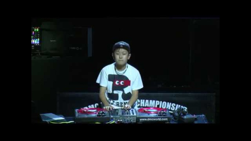 DJ RENA Japan DMC World DJ Final 2017 OFFICIAL VIDEO FROM DMC