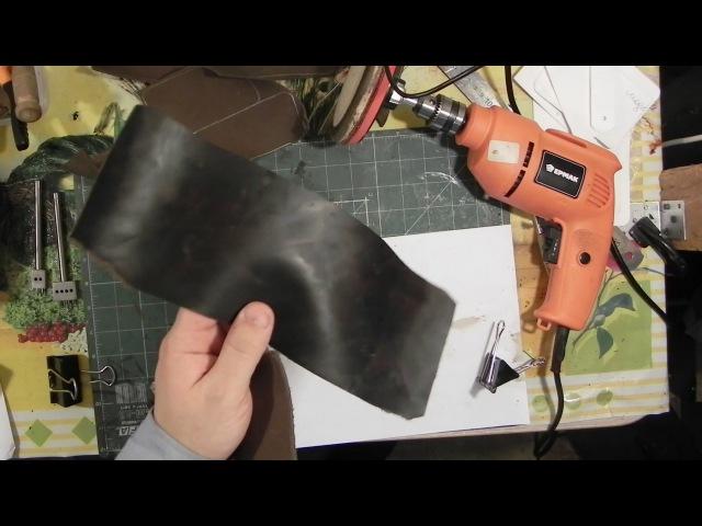 Технология вощения кожи карнаубский воск пчелиный воск Waxing the skin carnauba wax beeswax