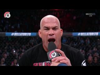 Tito Ortiz MMA Fights, 32 - Bellator 170: Ortiz Vs. Sonnen