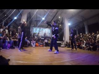 Hip hop 2x2 final | Joint&Jam