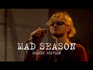 Mad Season (Layne Staley from Alice in Chains)  - Live At The Moore ᴴᴰ 1995