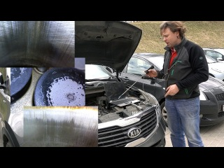 Исследование ЦПГ: Моторы G4KD(NA) ч2. Пробеги ~100ткм