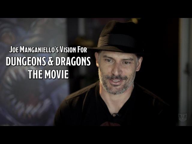 Joe Manganiello's Quest To Make The D D Movie We Deserve