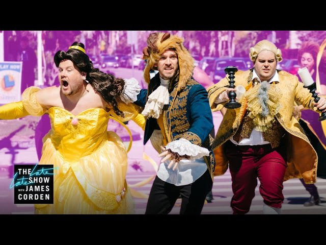 Crosswalk the Musical: Beauty and the Beast