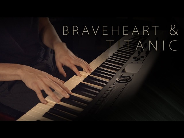 Braveheart Titanic Piano Suite - A James Horner Tribute \\ Jacobs Piano