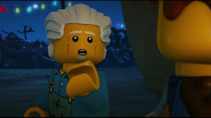 Lego Ниндзяго Мастера кружитцу День ушедших 2016 LEGO Ninjago Masters of Spinjitzu Day of the Departed