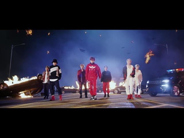 BTS 방탄소년단 'MIC Drop Steve Aoki Remix ' Official MV