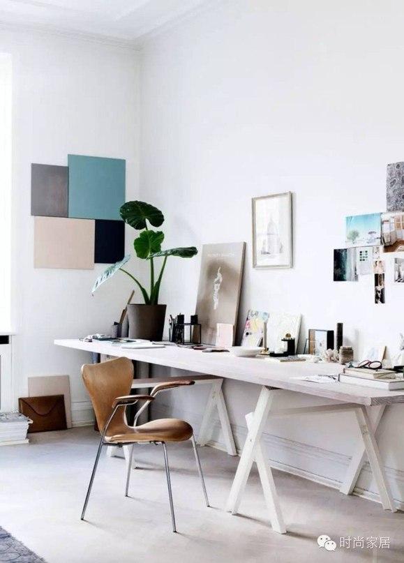 20 уютных домашних кабинетов в стиле минимализм