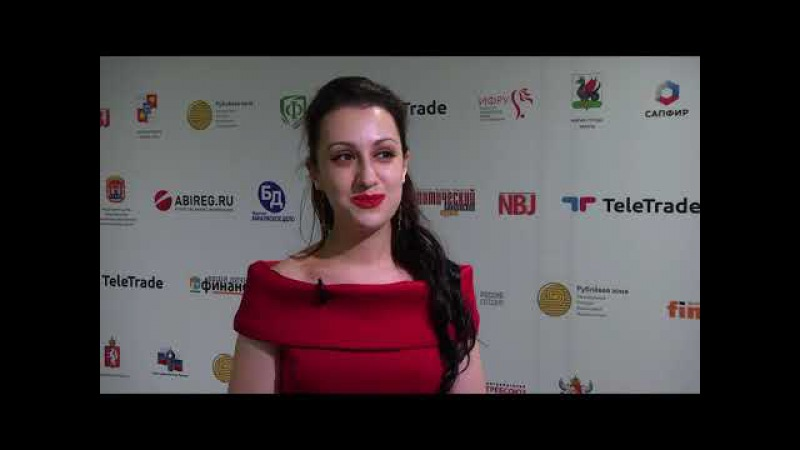 Телетрейд Рублевая зона 2017 Интервью с Элиной Гринштейн Atameken Business Channel Казахстан