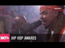 Dee 1 BET Hip Hop Awards 2017 Instabooth Freestyle