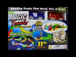 Magic Tracks.  Магический трек 220 деталей.