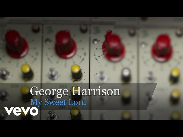 George Harrison My Sweet Lord Official Audio