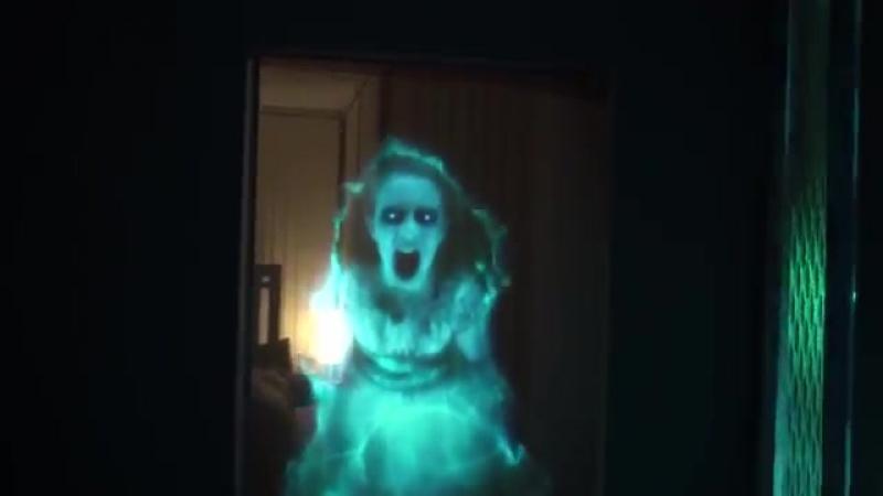 AtmosFearFX — голографические цифровые декорации на Хэллоуин
