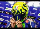 Aldo Drudi explains Rossi's 'Mugiallo' Helmet