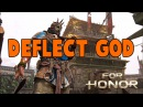 Deflect God Berserker Montage For Honor