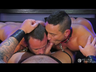 FFC038 - Fetish Findr, Scene #03 (Nate Grimes, Gabriel Dalessandro, Colby Jansen)