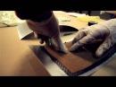 Carbon Fiber Prepreg With Nomex Honeycomb Core Spacegrade