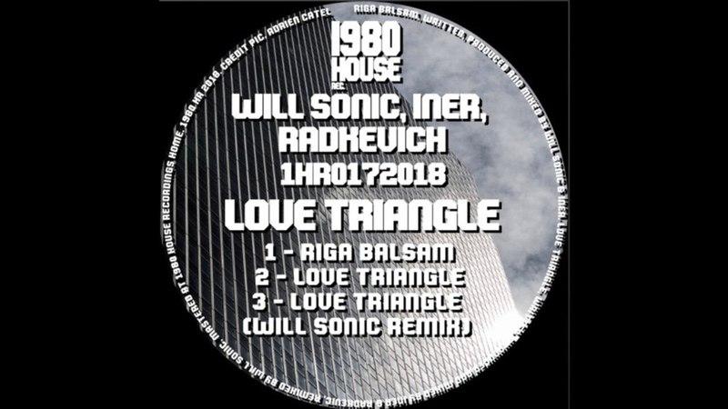 Iner, Radkevich - Love Triangle