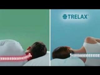 TRELAX - эксперт здорового сна!