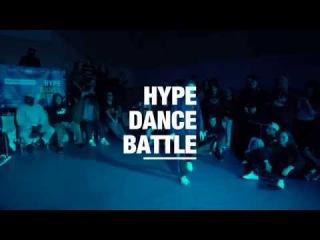 HYPE DANCE BATTLE 2017 | HIP-HOP PRO 1/2 FINAL | Gelya vs Maximus |