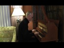 Ryan Layne Whitney J S Bach Prelude Fugue and Allegro BWV 998 on clavicytherium