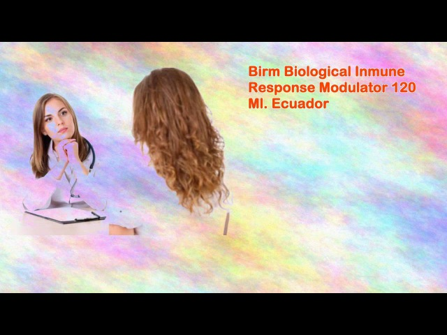 Birm Biological Inmune Response Modulator 120 Ml Ecuador