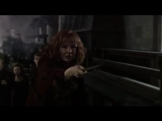 Molly weasley vs bellatrix lestrange | harry potter vine