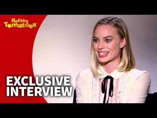 UNCUT I, Tonya Interview - Margot Robbie's Tonya Harding Accent Was Harder Than Harley Quinn