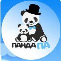 Логотип Панда ПА / Товары для детей / Доставка по России