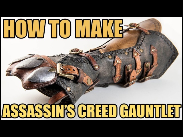 Making an Assassin's Creed Syndicate style gauntlet