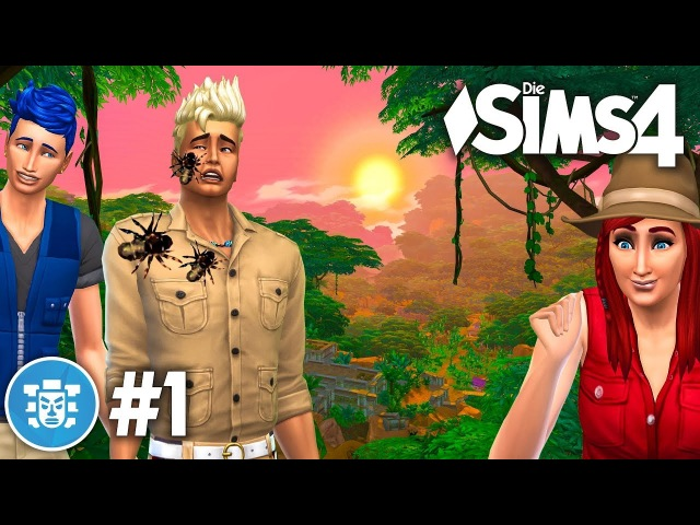 Reise nach Selvadorada   Let's Play Die Sims 4 Dschungel-Abenteuer Gameplay Pack 1